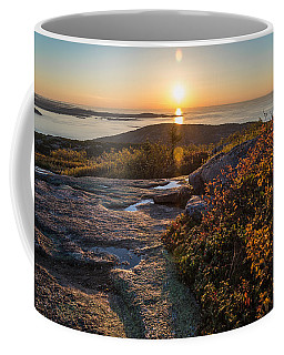 Sun Rise Shock Coffee Mug
