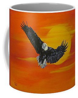 Sun Riser Coffee Mug by Wendy Shoults