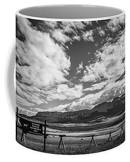 Sun River Wildlife Management Area Coffee Mug