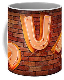 Sun Studio Neon Coffee Mug by Stephen Stookey