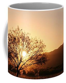 Sun Tree Coffee Mug