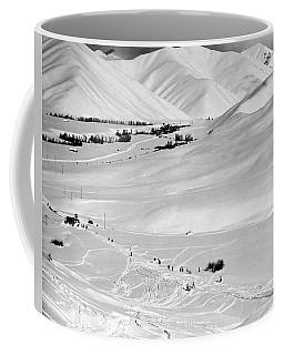 Sun Valley New Ski Resort Coffee Mug