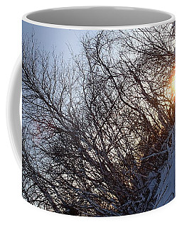 Sunbeam Coffee Mug by Robert Nickologianis