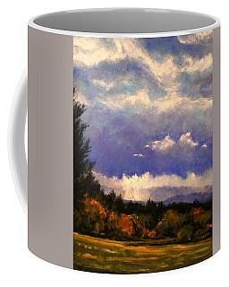 Sunburst At Ridgefield Refuge Coffee Mug