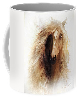 Sundance Horse Portrait Coffee Mug