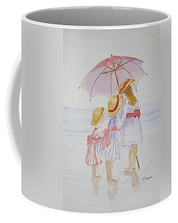 Sunday Best At The Beach Coffee Mug