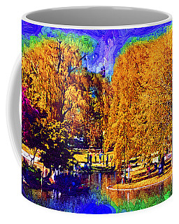 Sunday In The Park Coffee Mug