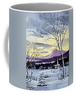 Sunday In Winter Coffee Mug