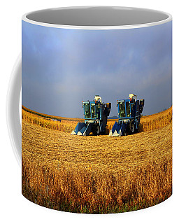 Coffee Mug featuring the photograph Sunday Morning by Viviana  Nadowski