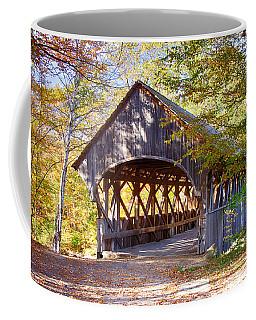 Sunday River Covered Bridge Coffee Mug