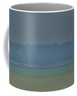 Sunday Sailing  Coffee Mug by Daniel Thompson