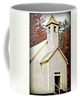 Coffee Mug featuring the photograph Sunday School by Faith Williams