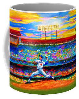 Sunday With Sandy Coffee Mug