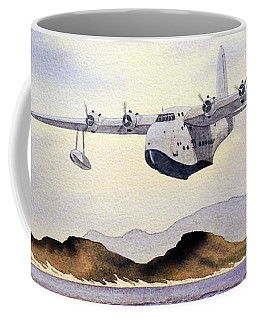 Sunderland Over Scotland Coffee Mug