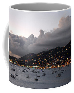 Sundown On St. Thomas Coffee Mug