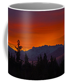 Sundown Coffee Mug by Randy Hall