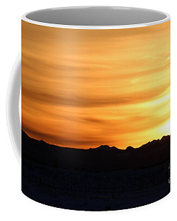 Sundre Sunset Coffee Mug