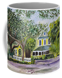Sundy House In Delray Beach Coffee Mug