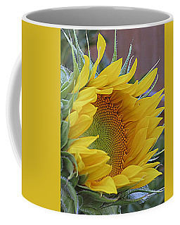 Sunflower Awakening Coffee Mug