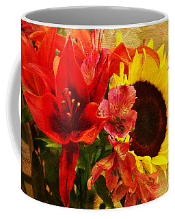 Sunflower Bouquet Coffee Mug