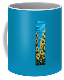 Sunflower Fun Coffee Mug