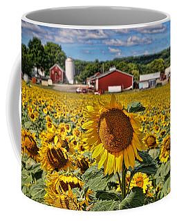 Sunflower Nirvana 21 Coffee Mug