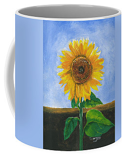 Sunflower Series Two Coffee Mug