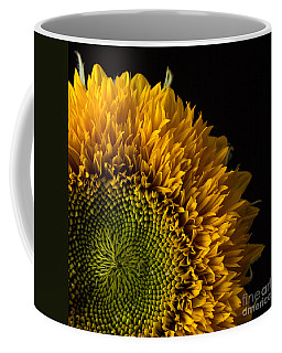 Sunflower Square Coffee Mug