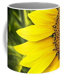 Sunflower Sunshine Coffee Mug by Steven Bateson