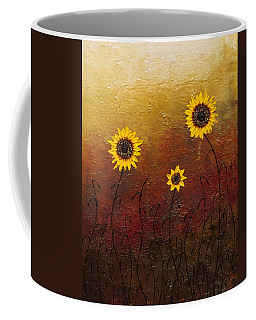 Sunflowers 2 Coffee Mug