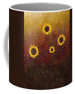Sunflowers 3 Coffee Mug