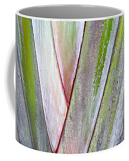 Sunken Gardens Abstract 4 Coffee Mug