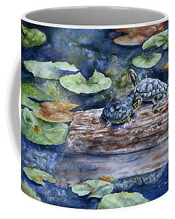 Sunning Sliders Coffee Mug