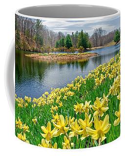 Sunny Daffodil Coffee Mug