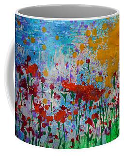 Sunny Day Coffee Mug by Jacqueline Athmann