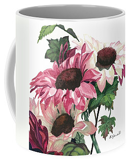 Coffee Mug featuring the painting Sunny Delight by Barbara Jewell