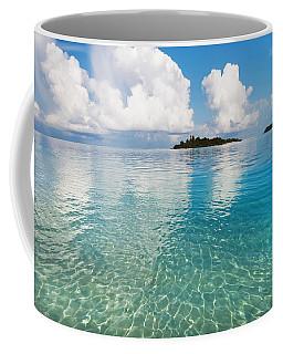 Sunny Invitation For  You. Maldives Coffee Mug