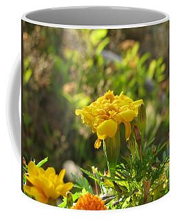 Sunny Marigold Coffee Mug