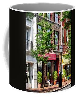 Alexandria Va - Sunny Morning Coffee Mug