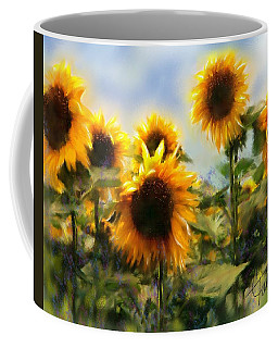 Sunny-side Up Coffee Mug by Colleen Taylor