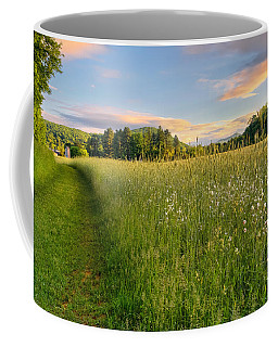 Sunny Valley Sunrise Coffee Mug