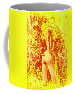 Sunny Wood Nymph Coffee Mug