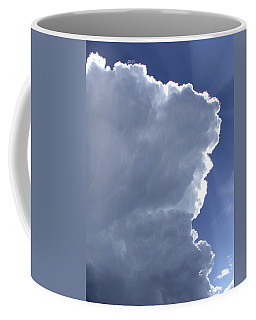 Sunrays Above Coffee Mug