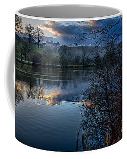 Sunrise At  Biltmore Estate Coffee Mug