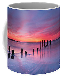 Sunrise At Deal Nj Coffee Mug