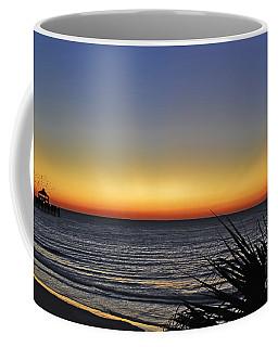Sunrise At Folly Coffee Mug