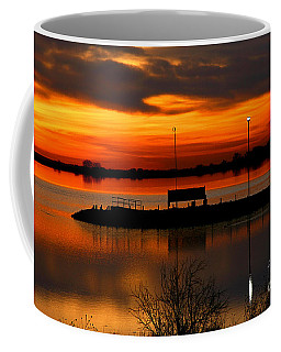 Sunrise At Jackson Coffee Mug