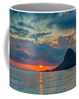 Sunrise At Kualoa Park Coffee Mug