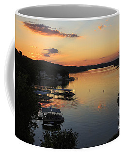 Sunrise At Lake Of The Ozarks Coffee Mug