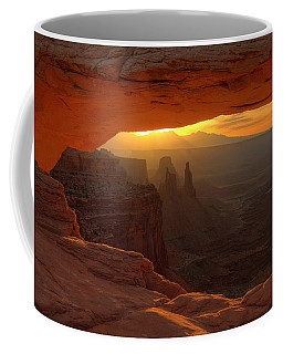 Sunrise At Mesa Arch 2 Coffee Mug